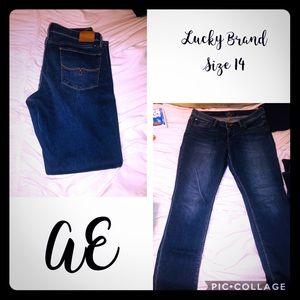 Lucky Brand Woman Size 14